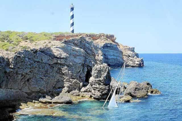 Punta des Morcater
